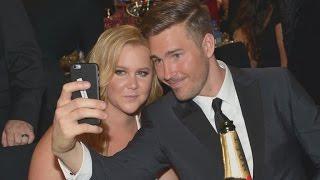 Amy Schumer Gushes Over Boyfriend Ben Hanisch: 'We Met and Totally Fell in Love'