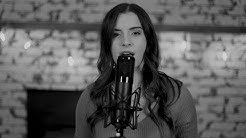 Blinding Lights - The Weeknd (Cover by Alyssa Shouse) - Stripped Down Version