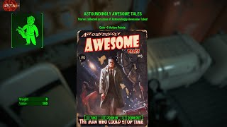 Fallout 4 Astoundingly awesome tales #8 Magazine location