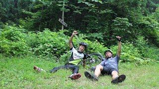 十和田湖一周〜松見の滝トレイルライド