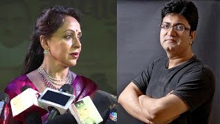 Hema Malini's Reaction On Prasoon Joshi Appointed As CBFC Chief