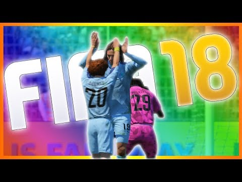 CAN WE JUST WIN ONE?!!!! - FIFA 18 GAMEPLAY