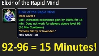 92-96 in 45 Min!!! Gorgrond Bonus Objectives, Locations, Macros and Images!