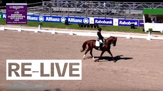 RE-LIVE | Para-Dressage (Grade IV) | Team | FEI European Championships 2019 (Rotterdam)