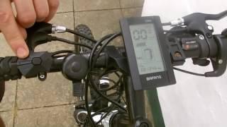 Результат установки электромотора фирмы Bafang 8FUN 750W на велосипед - обзор(Обзор результатов установки электромотора фирмы Bafang 8FUN 750W на горный велосипед., 2016-11-25T13:26:05.000Z)