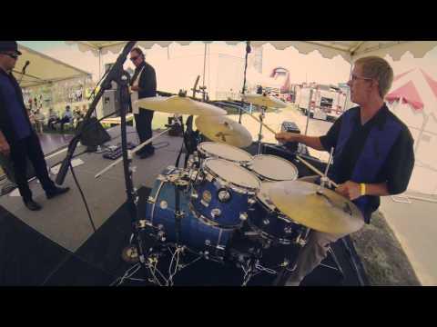 Derek Abel Band - Cajun and Blues Festival 2014