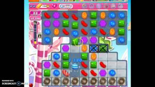 Candy Crush Level 496 help, w/audio tips, hints, tricks