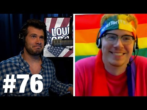 #76 LET'S GAY ALL THE THINGS! Matt Mitrione, Dr. Boniface, a