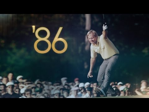 Jack Nicklaus '86 Masters Documentary - Tuesday 9PM ET | Golf Channel