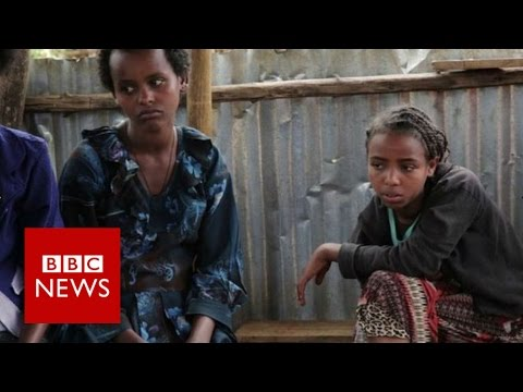 Meeting the child brides of Ethiopia - BBC News