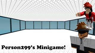 ROBLOX: Person299's Minigames