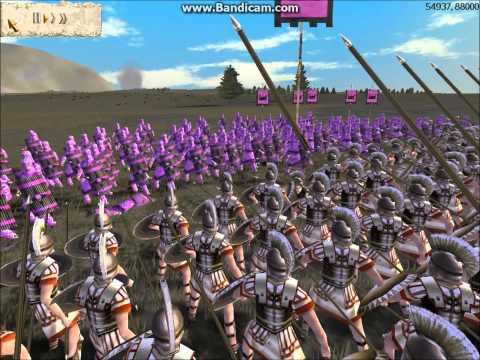 The Battle of Marathon