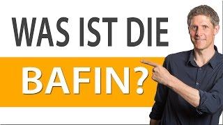 Was ist die BaFin? - Einfach erklärt in 61 Sekunden