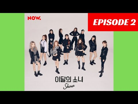 [ENG] Naver Now LOONA Show Ep. 2 (200211)