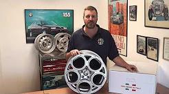 Alfa Romeo GTA style 17 inch Alloy Wheel