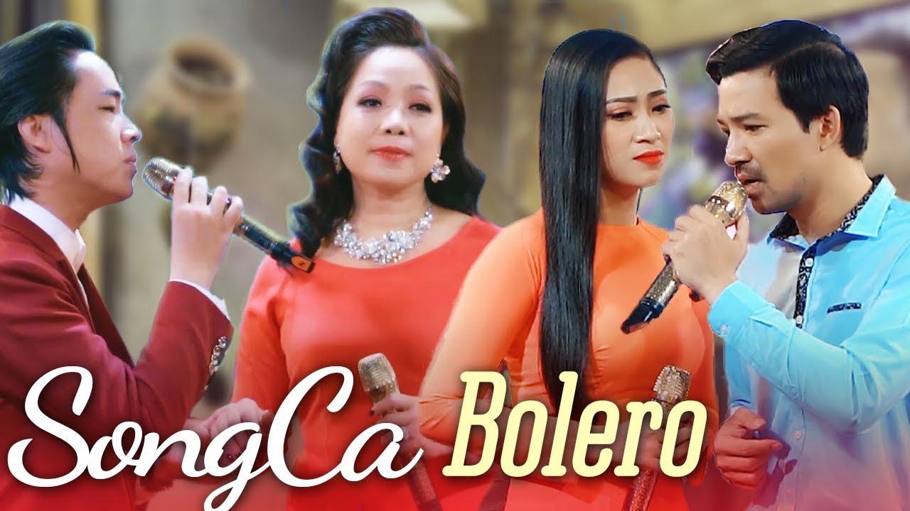 Tuyệt đỉnh Song Ca Nhạc vàng Bolero 'hay nức nở' - Song Ca Nhạc vàng xưa chọn lọc