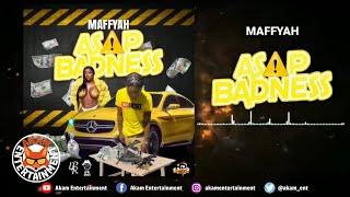 Maffyah - Asap Badness [Audio Visualizer]