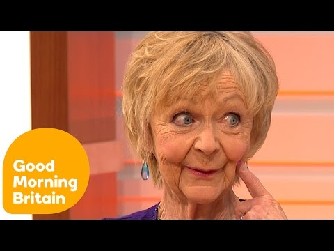 Sheila Reid Says Adios To Benidorm  Good Morning Britain