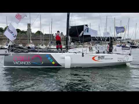 Classe Figaro 2021 - Pep Costa Will Harris - Team Play to b / Cybèle Vacances