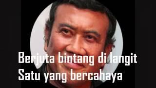 Video Rhoma Irama ft Rita Sugiarto -   Pantun Cinta download MP3, 3GP, MP4, WEBM, AVI, FLV Juni 2018