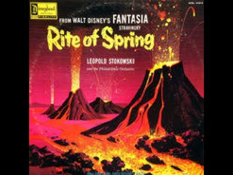 Fantasia: Rite of Spring (1940) full movie but with custom sound effects