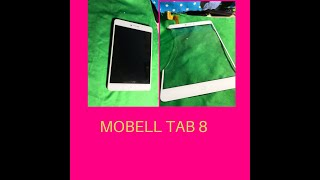 Thay cảm ứng mobell TAB 8 ( Replace touch screen mobell TAB 8)