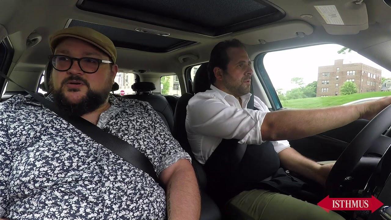 Car to Table: Episode 17, part one - Jason Kierce