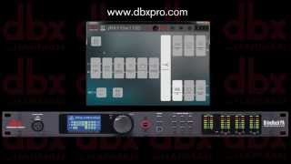 DBX DriveRack PA2 Control App Introduction and Main Features