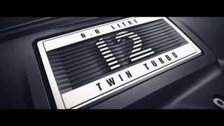2016 Bentley Bentayga: Engine