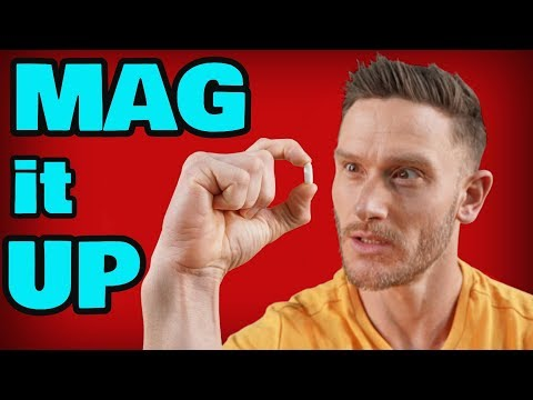 Keto With Magnesium | Why Magnesium Is Important On A Low Carb Diet- Thomas DeLauer