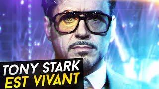 TONY STARK EST TOUJOURS VIVANT