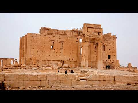 Palmyra 4500 years old city