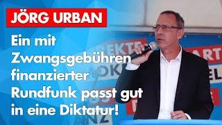 ❝Energiewende ist Irrsinn!❞ | Jörg Urban