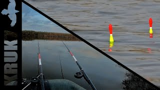 Рыбалка на Карася на Поплавок Осенью на Суле Дуэль Наживок ЧЕРВЬ против ГРАНУЛ рыбалка карась