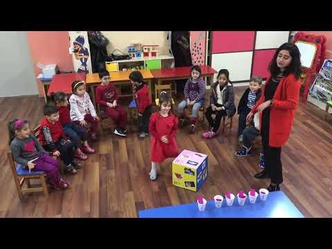 Okul Öncesi Hareketli Bilmece Oyunu