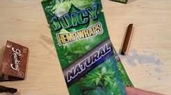All natural juicy hemp blunts review