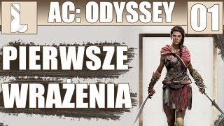 Droga Kasandry | Zagrajmy w Assassin's Creed Odyssey ⚔️ 01