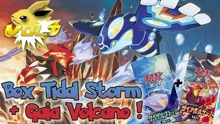 """[Volt] DOUBLE OUVERTURE : Box JAP Gaia Volcano + Tidal Storm ! """" Pile ou Face? """""""