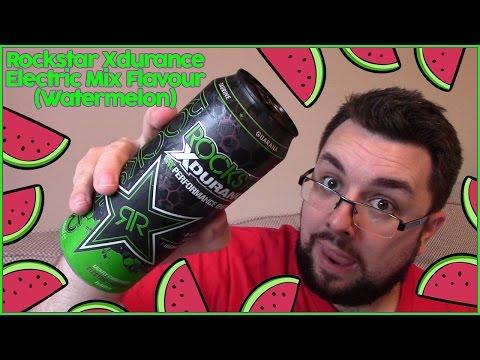 Rockstar Xdurance Electric Fruit (Watermelon) Review