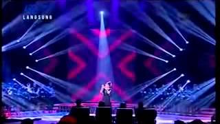 NOVITA DEWI  - X Factor Indonesia 15 Maret 2013