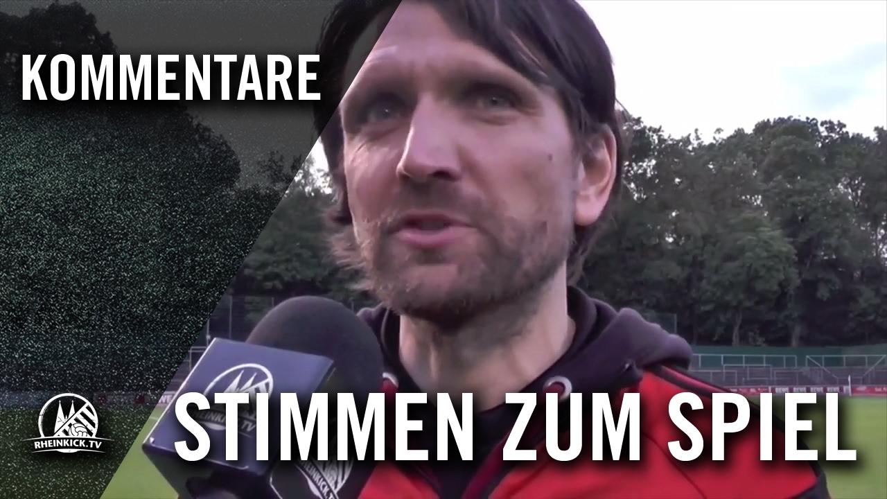 Martin Bülles Co Trainer 1 Fc Köln U19 Und Peter Hyballa