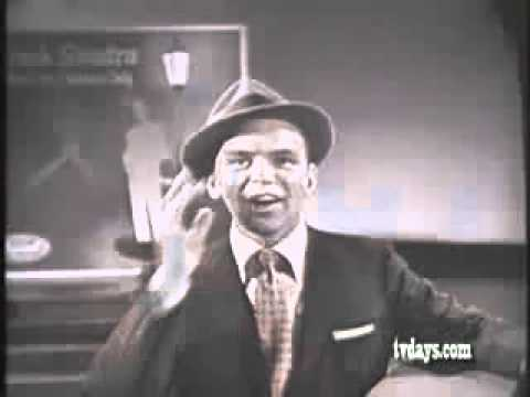 Frank Sinatra - Chesterfield Promotion