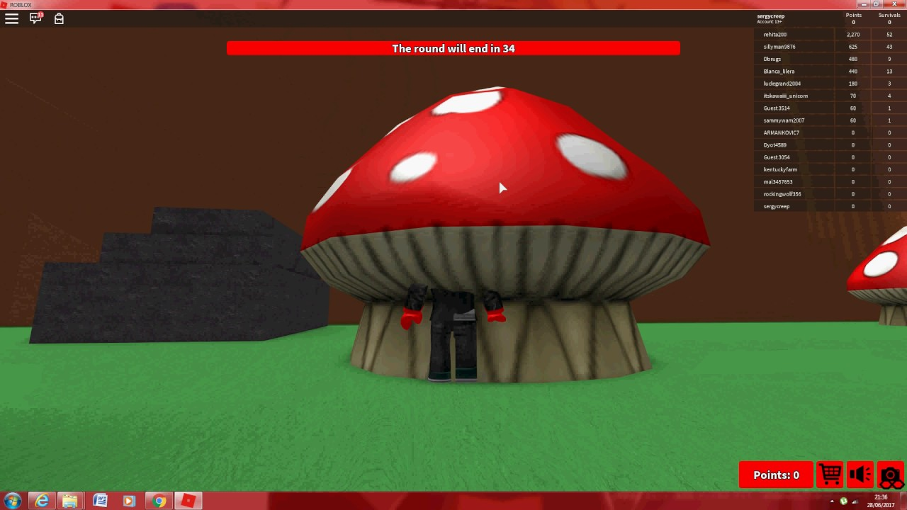 The Flor Is Lava Roblox Online Cap1 Youtube