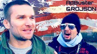 AdBuster - konfrontacja MONTAŃSKA (ft. ROJO)