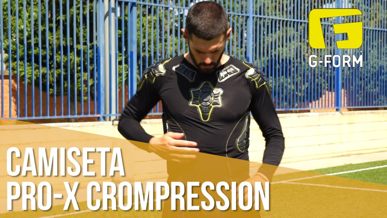 Review Camiseta G-Form Pro-X Compression - YouTube a274460772584