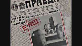 De Press - Kic me Rusia