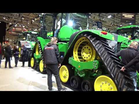 All The JOHN DEERE 2020 Tractors