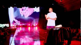 My life, my rack of lamb: Chef Fregz at TEDxLagos