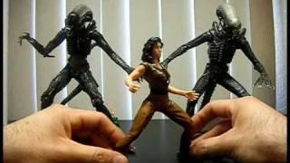 Kenner Alien Resurrection Ripley Figure Review