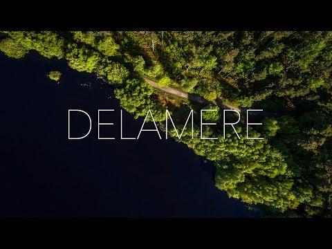 DELAMERE | Phantom 4 Pro 4K Cinematic
